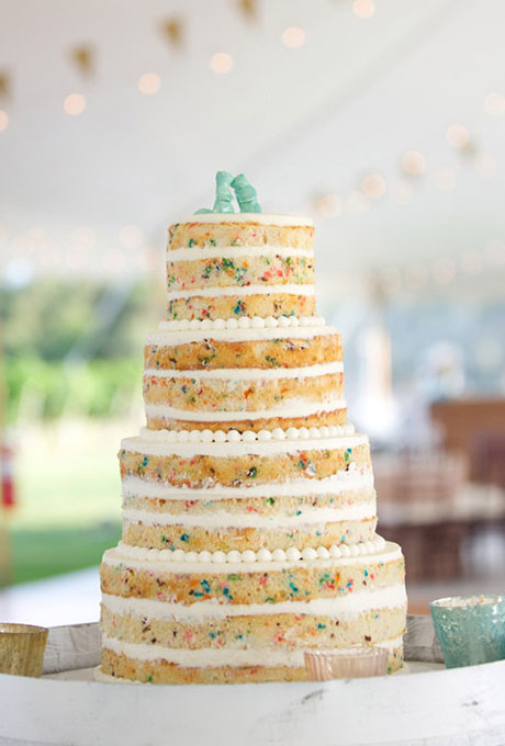 wedding cake with sprinkles cakes with sprinkles a wedding cake 26963