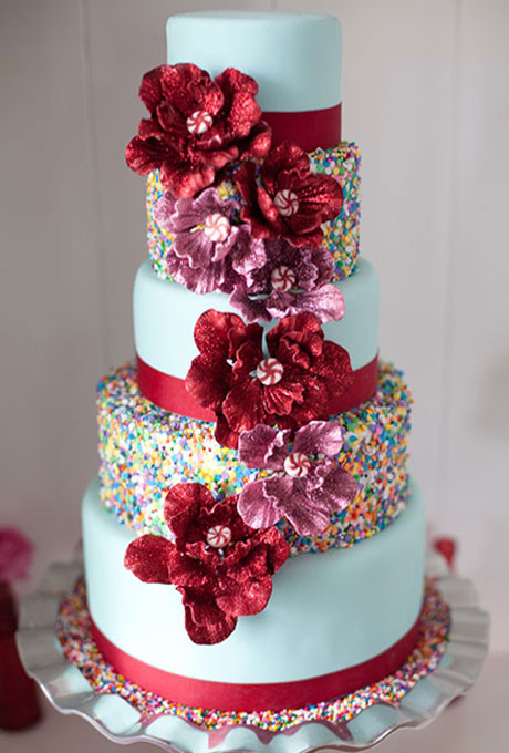 red and royal blue wedding cakes royal blue and wedding cakes www pixshark 19086