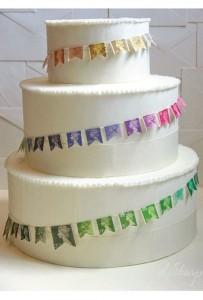 stamp cake