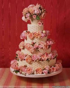 rose cake4