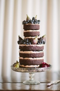 naked chocolate cake 2